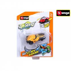 Bburago GoGears Extreme autíčka na zpětné natažení