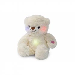 Svítící a hrací medvídek