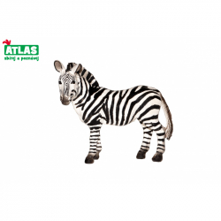 Figurka zebry 10 cm