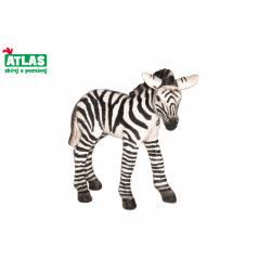 Figurka Zebra hříbě 7cm