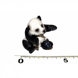 Figurka Panda pisklę 4,5 cm