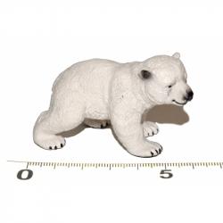 Figurka Mládě ledního medvěda 6,5 cm