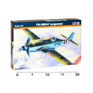 Model letadla Focke-Wulf Fw-190D-9
