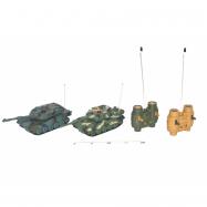 Moderná tanková bitka RC
