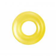 Pływające koło żółte 76 cm