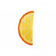 Lehátko pomeranč 191 x 97 cm