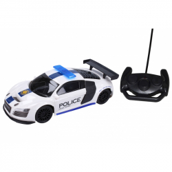 RC policajné auto