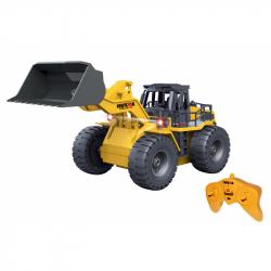 Kovový buldozer 6-kanálový RC