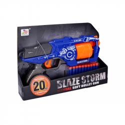 Pistolet 30 cm, 20 nabojów
