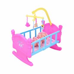 zestaw pościeli dla lalek, lalka 16 cm