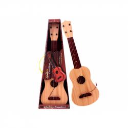 Akustická gitara a trsátka