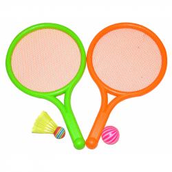 Tenis plážový set 39 cm
