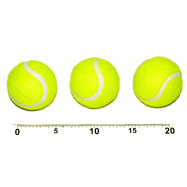 Piłki tenisowe 3szt