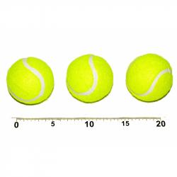Loptičky na tenis 3ks