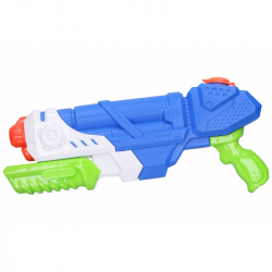Veľká pumpovací vodná pištola 46 cm