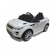 Elektrické auto Land Rover Evoque kabriolet