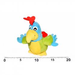Papuga Wiktor 12 cm