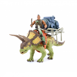 Dinosaurus set Corps 25 cm