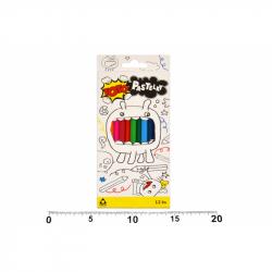 Pastelky ERGO 12 ks