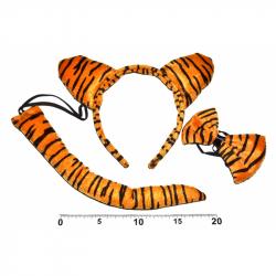 Set karneval - tygr