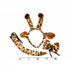 Set karneval - žirafa