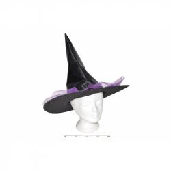 Kapelusz czarownicy 36 cm