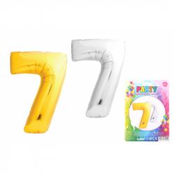 Nafukovací balónik č.7