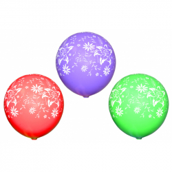 Balónik nafukovaci 10 ks
