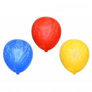 Balónek nafukovací s postiskem 10 ks