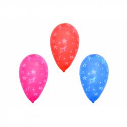 Balónik nafukovacie s potlačou 10 ks