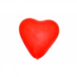 Balónik nafukovacie srdce 10 ks