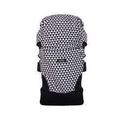 Nosítko Womar Zaffiro Care čierno-biele