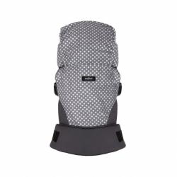 Nosítko Womar Zaffiro Care šedo-strieborné