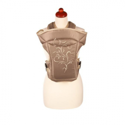 Nosítko Womar Zaffiro Butterfly béžová s výšivkou