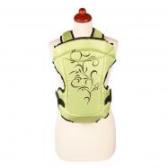 Nosítko Womar Zaffiro Butterfly světle zelené