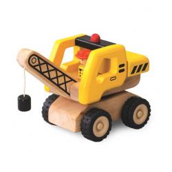 Drevené hračky - Drevený Minižeriav