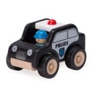 WONDERWORLD® - Miniworld Auto policyjne, kolor czarny
