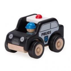 Drevené Mini hliadkové vozidlo
