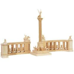 Drevené skladačky 3D puzzle - Millennium Monument P087