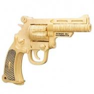 Dřevěné skládačky 3D puzzle - Pistole S&W M19 P116