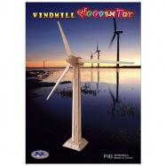 Dřevěná skládačka - Větrná elektrárna P183