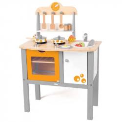 Woody dřevěná Kuchyňka malá Buona cucina