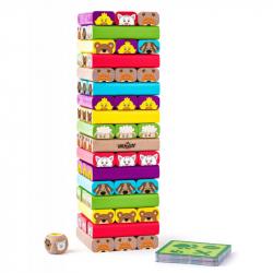 Věž Sammy se zvířátky - hra