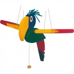 Létací papoušek-malý (DP)