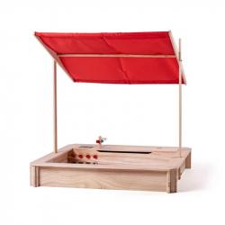 Pískoviště dřevěné s kuchyňkou