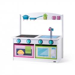 Lavice - kuchyňka
