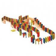 Domino Rally, 200 elementów