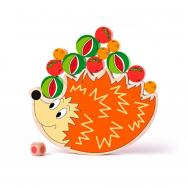 Balančná hra - ježko