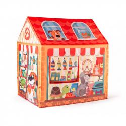 Dětský stan domeček - Pet Shop