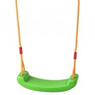 Houpačka plastová-sedák, zelený